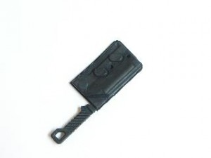 autóriasztó laserline gumifül
