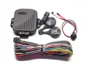 távirányítós autóriasztó beszerelés Laserline 211