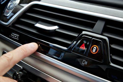 Autó belsőtér ózonos tisztítás